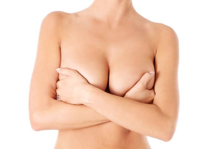 Kapselfibrose in der Brust