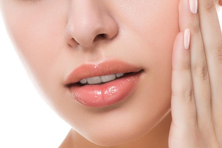 Ein natürliches Aussehen - Lippenvergrößerung