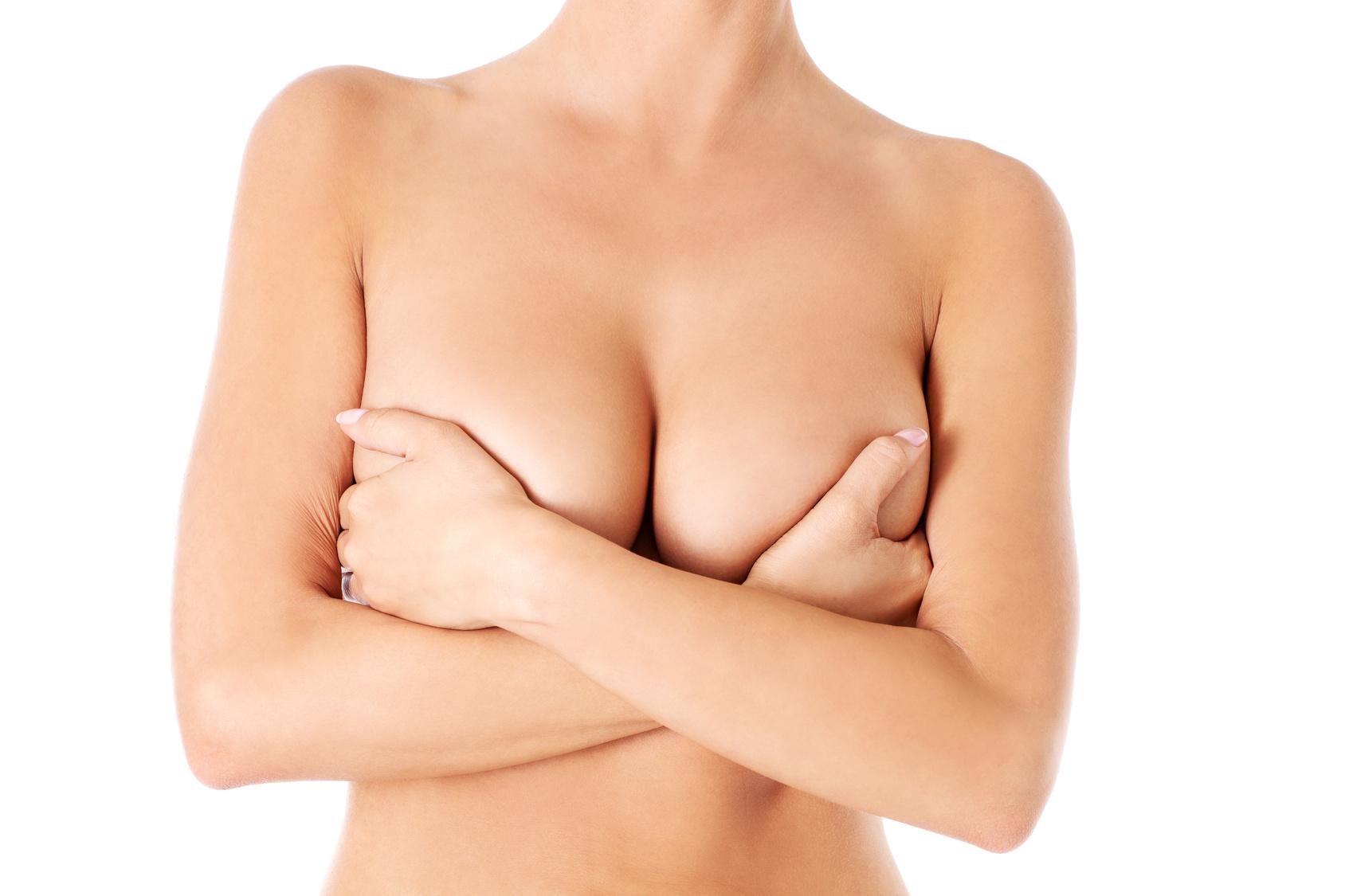 Korrektur einer Brustfehlbildung